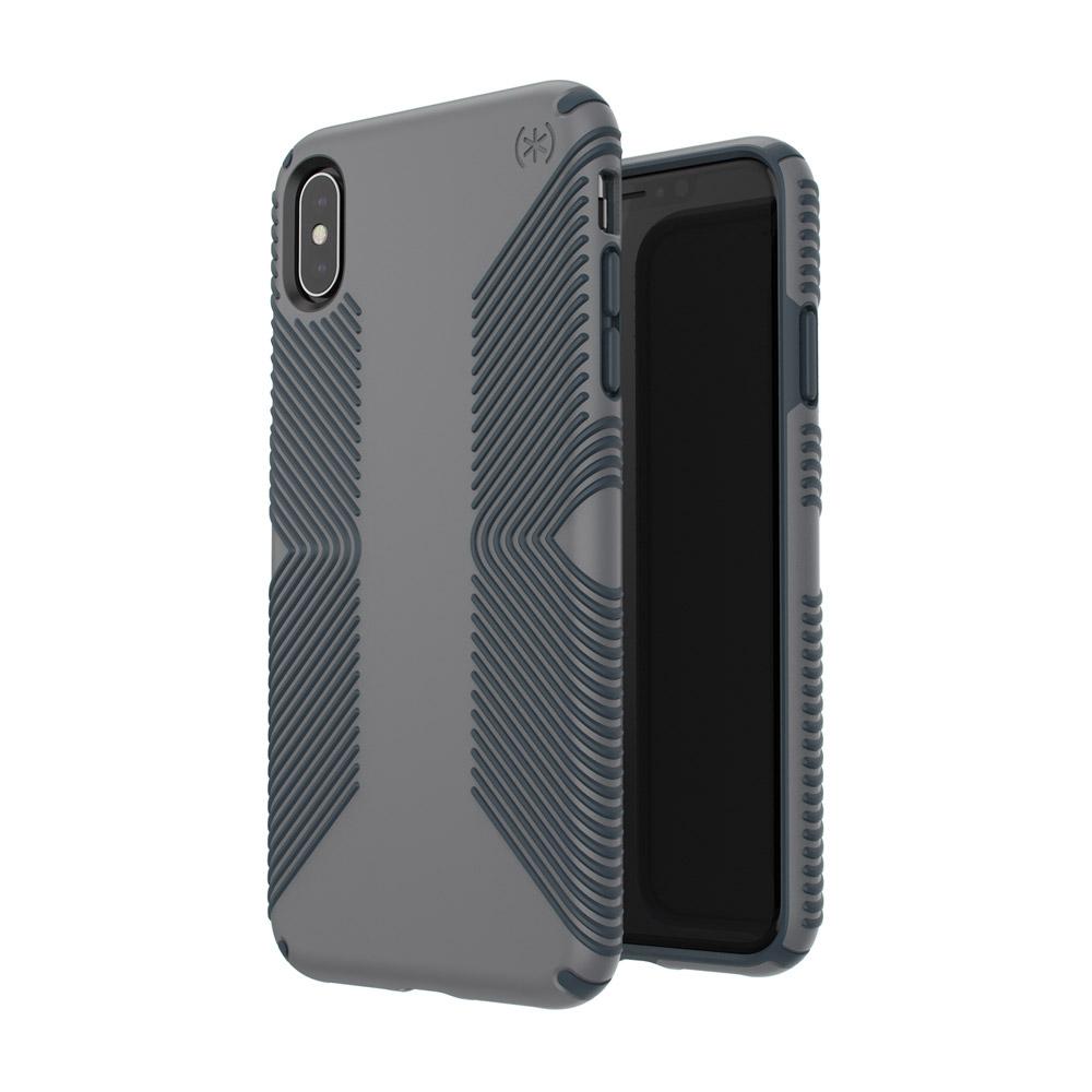 Speck Presidio Case for Apple iPhone Xs Max Presidi Grip Gy/Gy