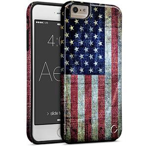 Cellairis Aero Case for Apple iPhone 6/S Plus - Aero Flag USA Patriot