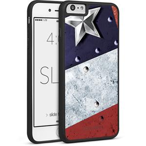 Cellairis Rapture Case for Apple iPhone 6/6S Plus - Slim Flag USA Metal