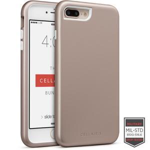Cellairis Rapture Case for Apple iPhone 8 Plus - Rapture Rose Gold/White Matte Finish