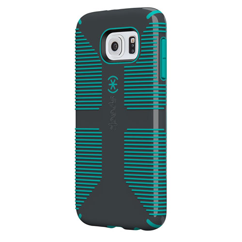 Speck Candyshell Grip Case For Samsung Galaxy S6 Charcoal