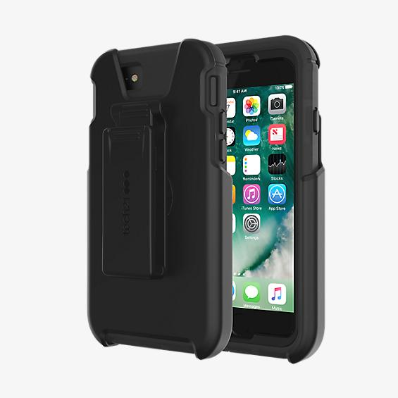 official photos 8a8fb 7d54e Tech21 Evo Tactical Extreme Case and Holster for iPhone 8 Plus, 7 ...