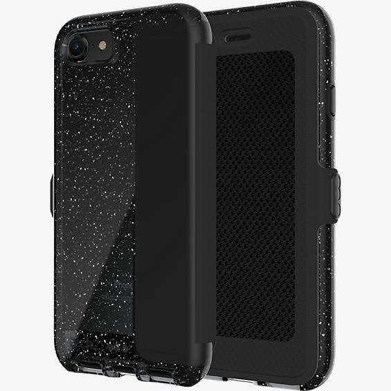 meet c8f62 b569e Tech21 Evo Active Edition Wallet Case for iPhone 7 - Smokey Black