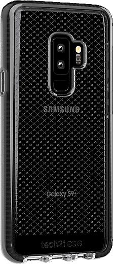 Tech21 Evo Check Case for Samsung Galaxy S9 Plus - Smokey/Black