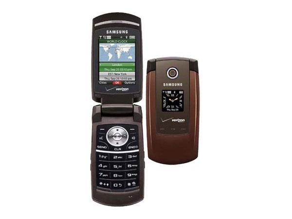 Samsung Renown U810 Replica Dummy Phone / Toy Phone (Brown) (Bulk Packaging)