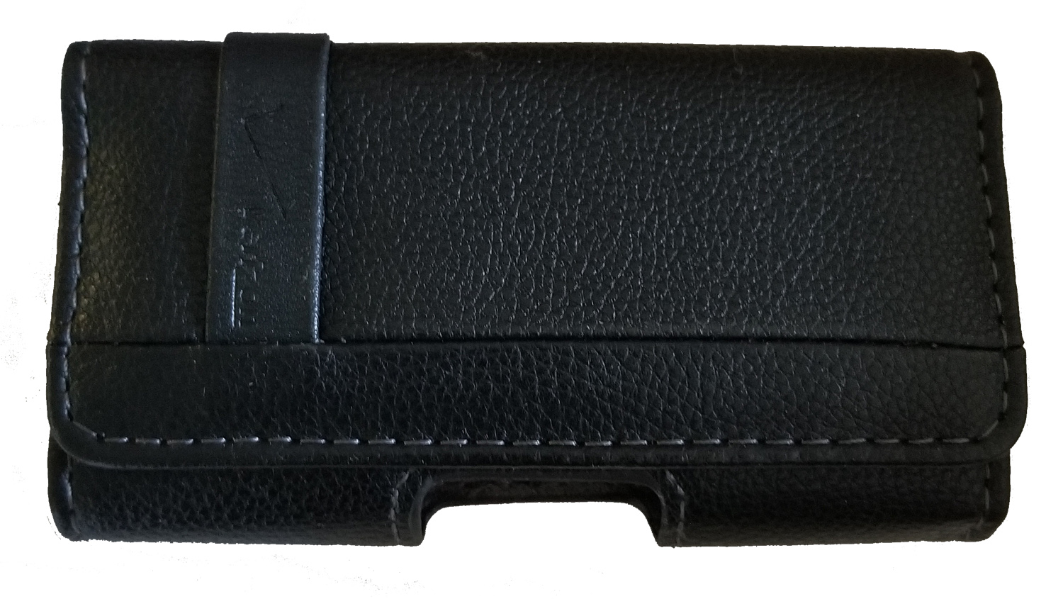 Verizon Universal Horizontal Pouch, Side Pouch with Band, for Convoy 4, Exalt II, DuraXV Plus, Convoy 3, Exalt, Cosmos 3