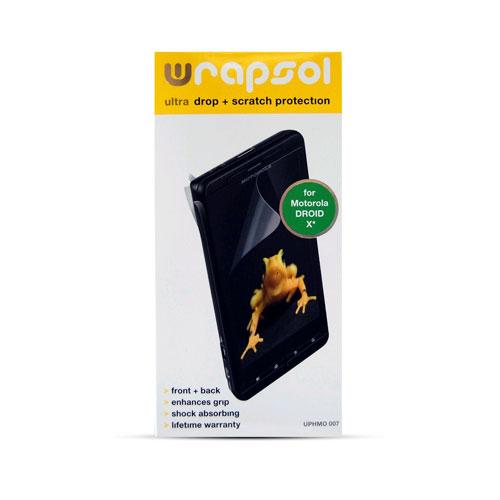 Wrapsol Ultra Drop Scratch Protection Film for Motorola X/X2