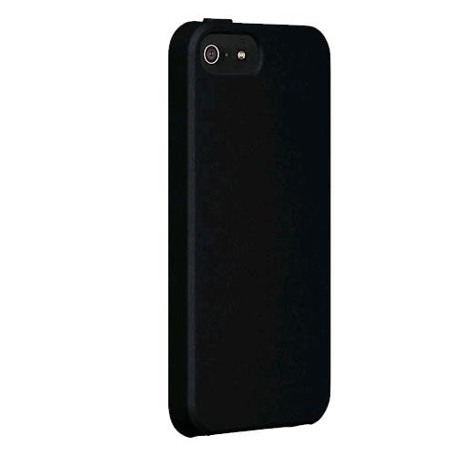 Verizon Silicone Case for Apple iPhone 5, 5S, SE - Black
