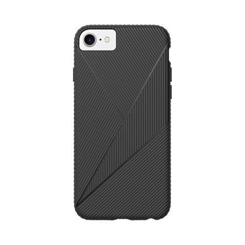 Verizon Textured Silicone Gel Case for Apple iPhone 8/7/6/6s - Black