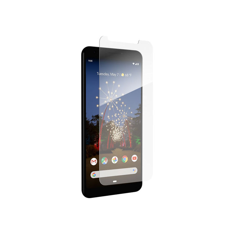 ZAGG InvisibleShield Glass Elite Screen Protector for Pixel 3a