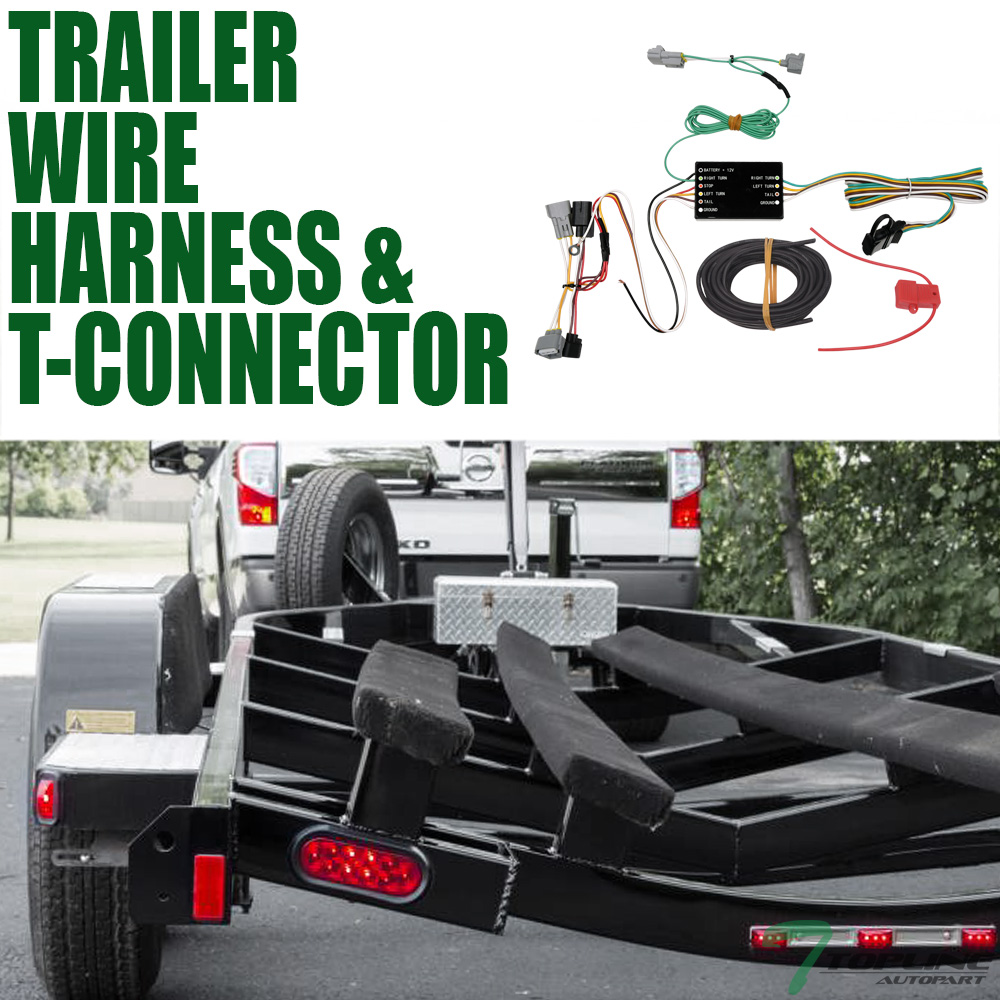 toyota tacoma trailer hitch wiring harness topline for 2016 2020 toyota tacoma trailer hitch 4 way wiring  2016 2020 toyota tacoma trailer hitch