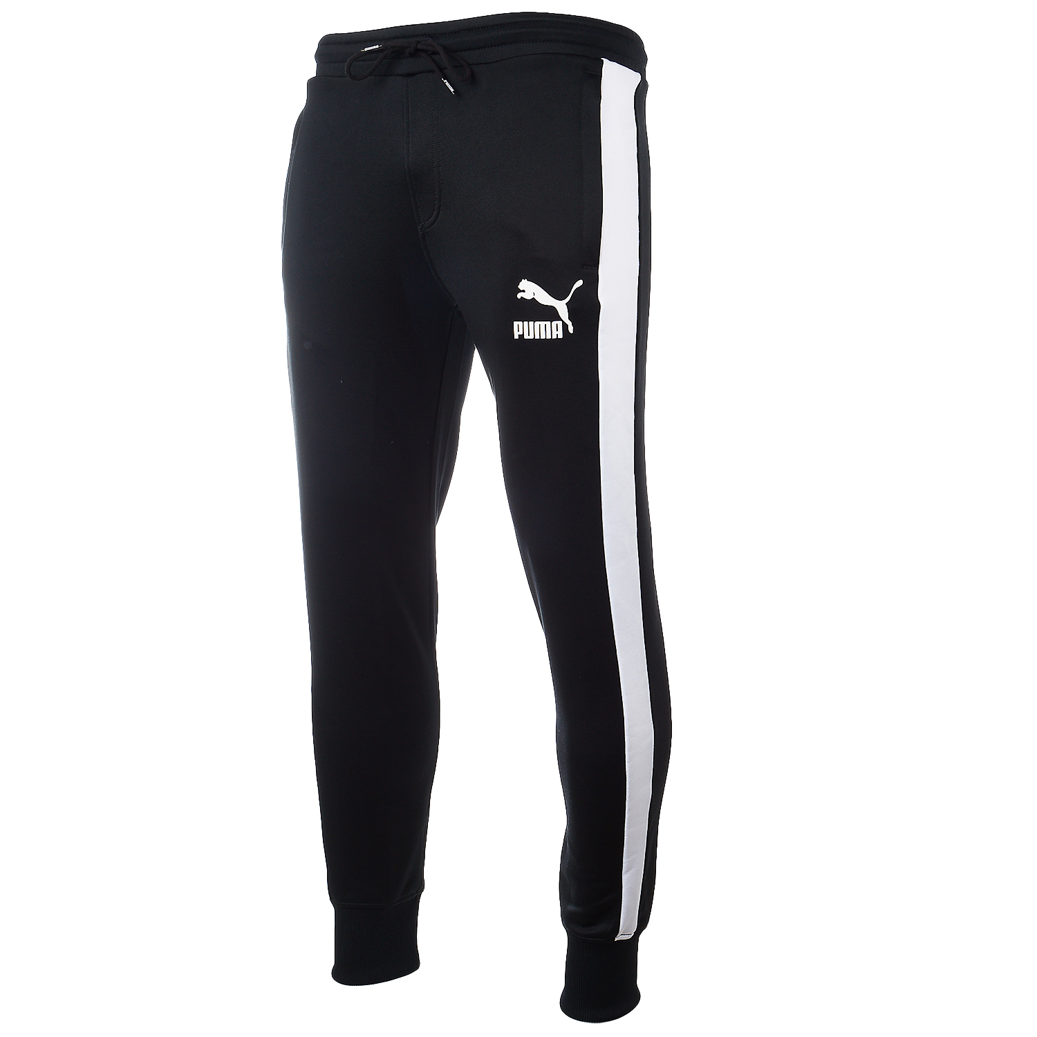 9f1f880b2b34 Image is loading Puma-Archive-T7-Track-Pants-Mens