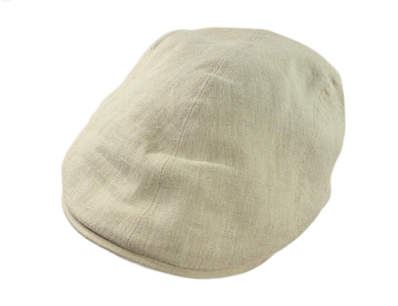 Buy Mens Summer Hat Irish Linen Made in Ireland Lc065 Achill 3 XXL ... 272429d0ccb
