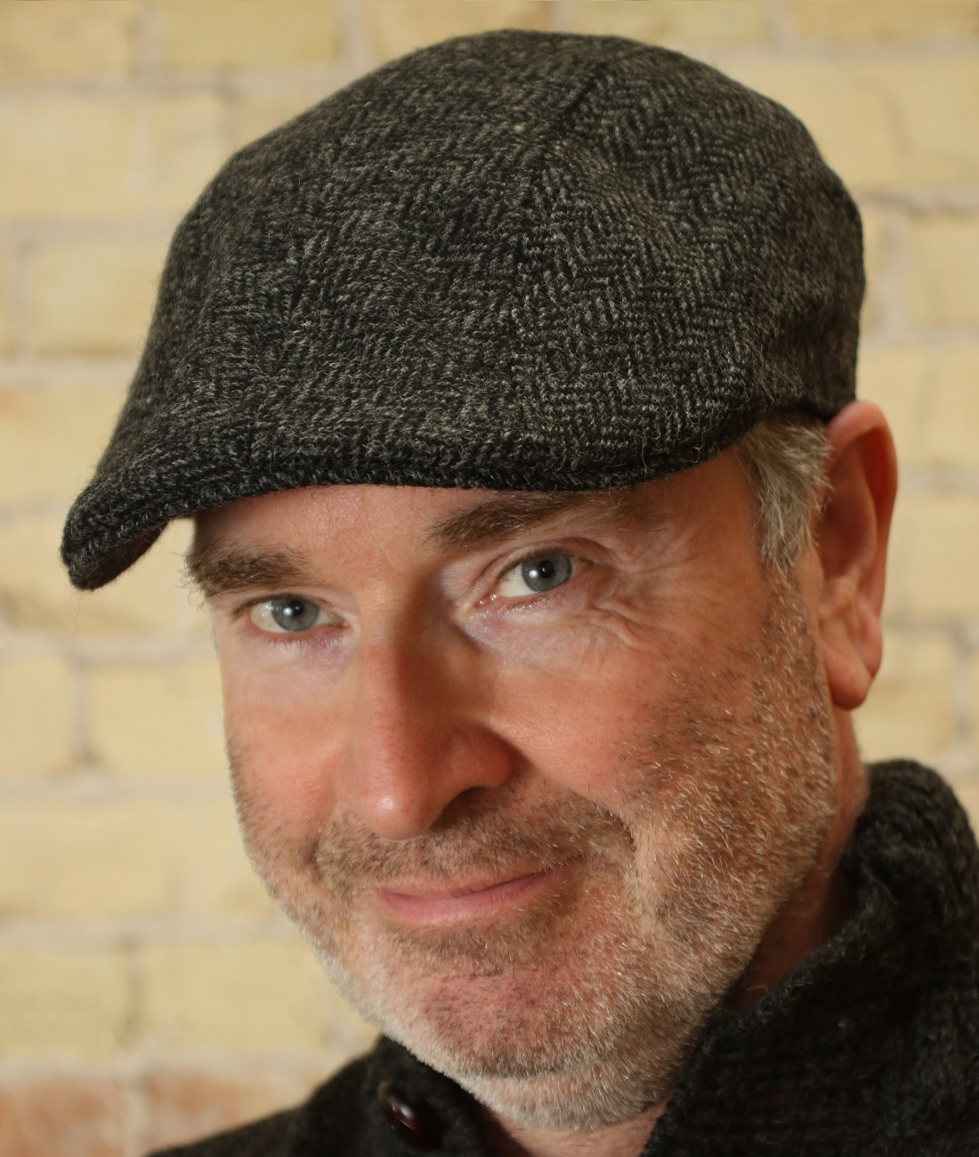 858a52b5f1dd1 New Duckbill Touring Cap Irish Made Tweed Structured Crafted by John ...