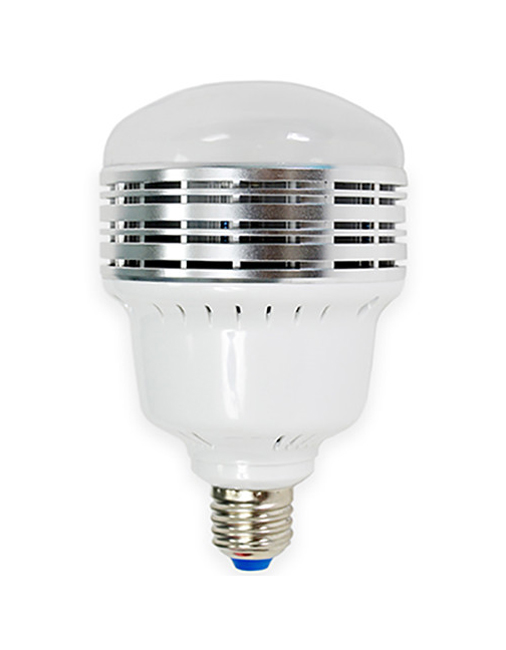 Led Daylight Bulb: Savage Universal 5500K Daylight Balanced 50W LED Bulb