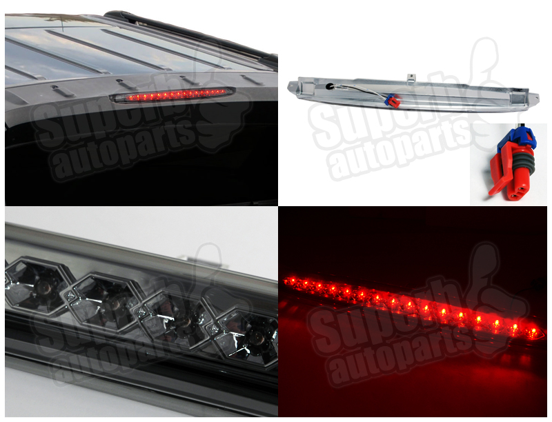 2007 2012 Chevy Avalanche Led Third Brake Light 3rd Stop