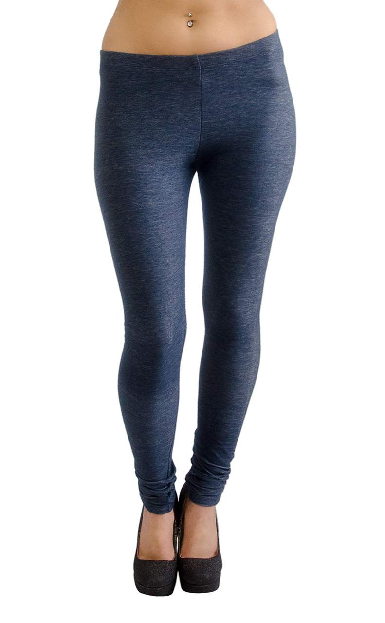 Vivian-039-s-Fashions-Long-Leggings-Knit-Denim-Misses-and-Misses-Plus-Sizes thumbnail 18