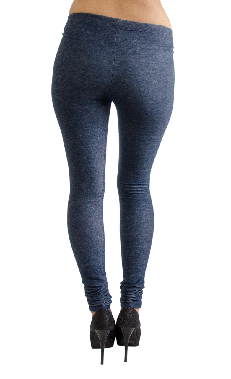 Vivian-039-s-Fashions-Long-Leggings-Knit-Denim-Misses-and-Misses-Plus-Sizes thumbnail 20
