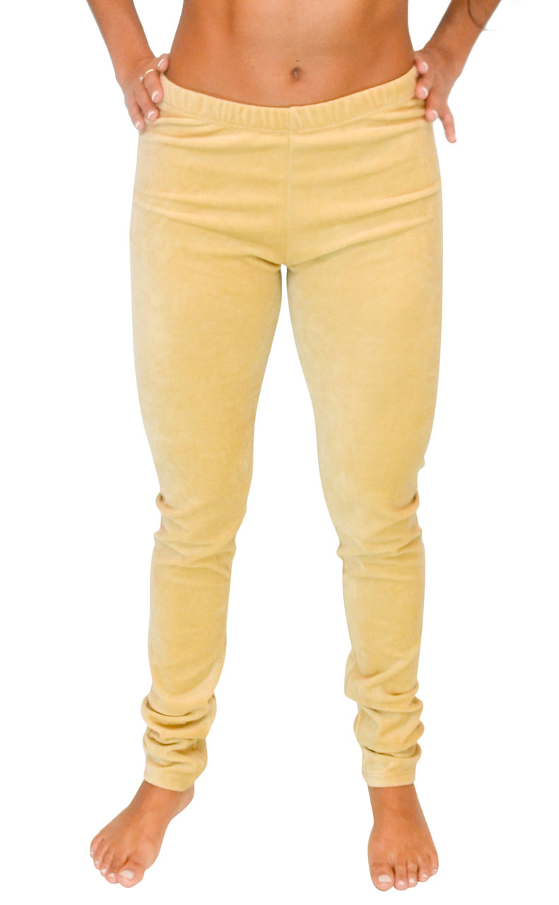 Vivian-039-s-Fashions-Long-Leggings-Soft-Velour-Misses-and-Misses-Plus-Sizes thumbnail 2