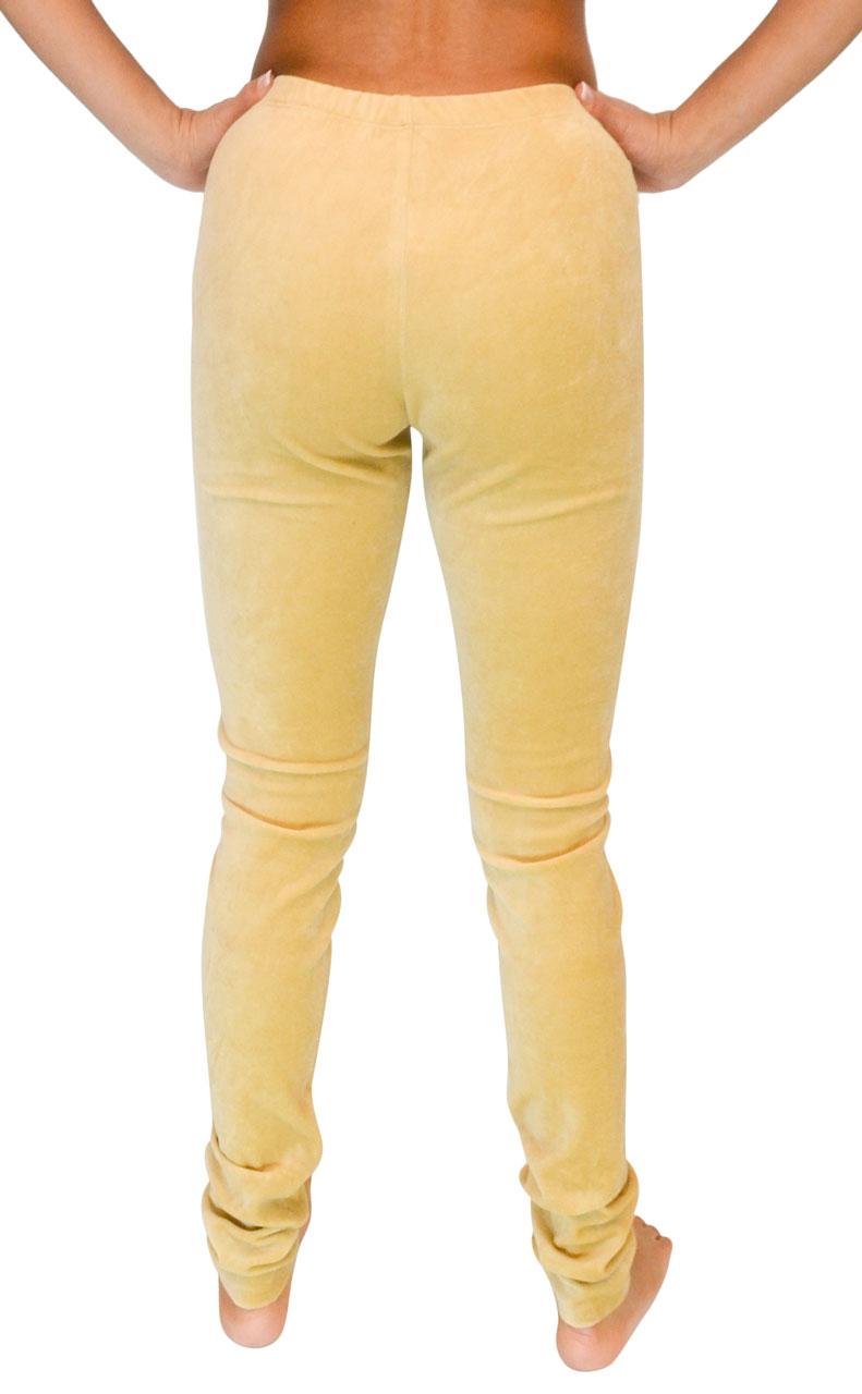 Vivian-039-s-Fashions-Long-Leggings-Soft-Velour-Misses-and-Misses-Plus-Sizes thumbnail 4