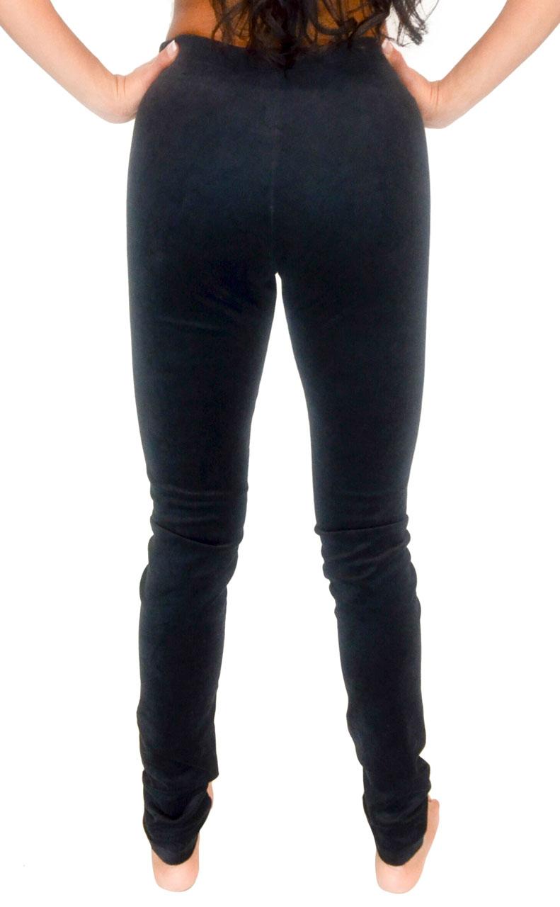 Vivian-039-s-Fashions-Long-Leggings-Soft-Velour-Misses-and-Misses-Plus-Sizes thumbnail 8
