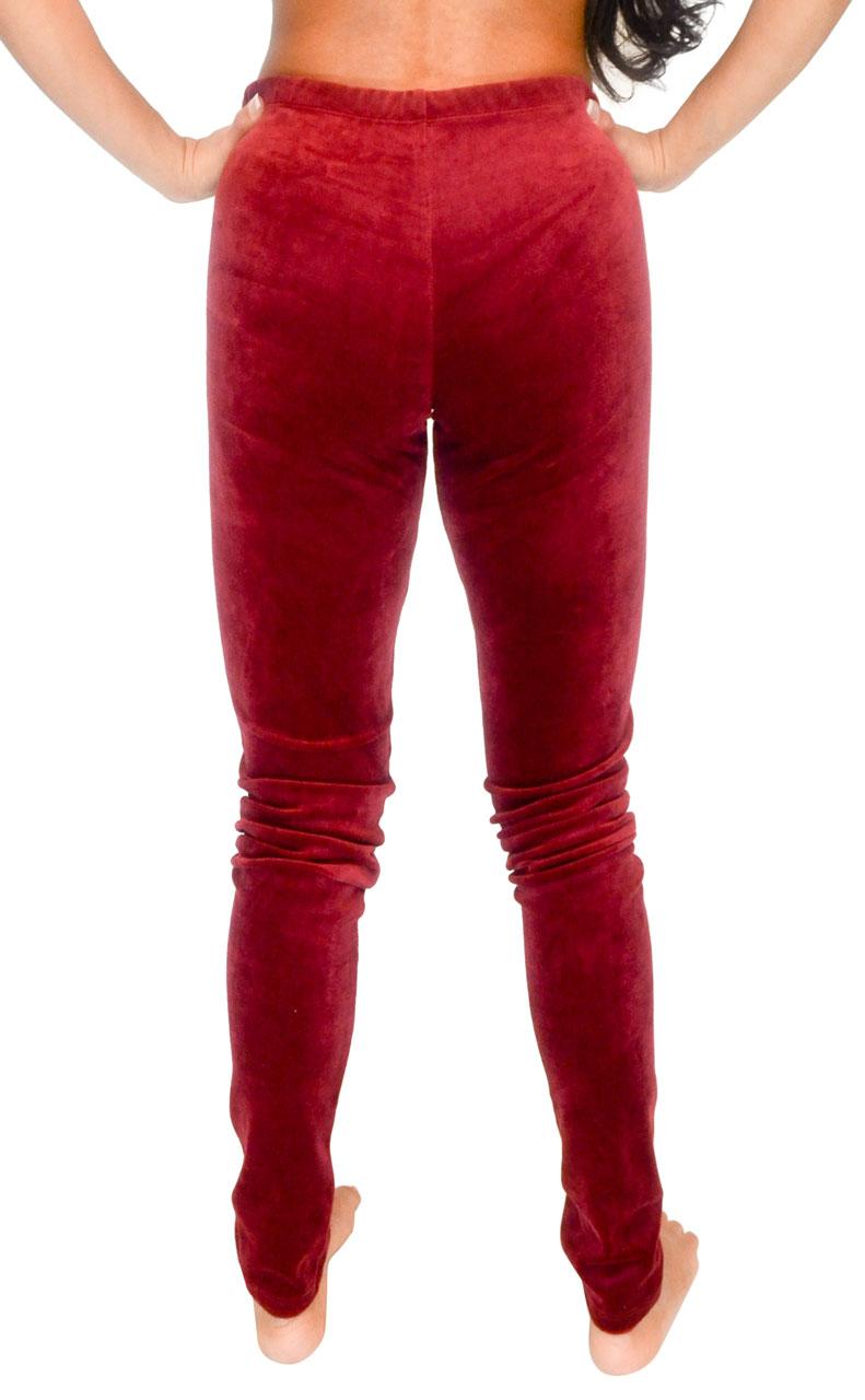 Vivian-039-s-Fashions-Long-Leggings-Soft-Velour-Misses-and-Misses-Plus-Sizes thumbnail 16