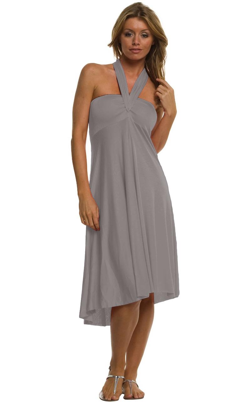Vivian-039-s-Fashions-Dress-Skirt-Twist-Wrap-10-Ways-to-Wear thumbnail 28