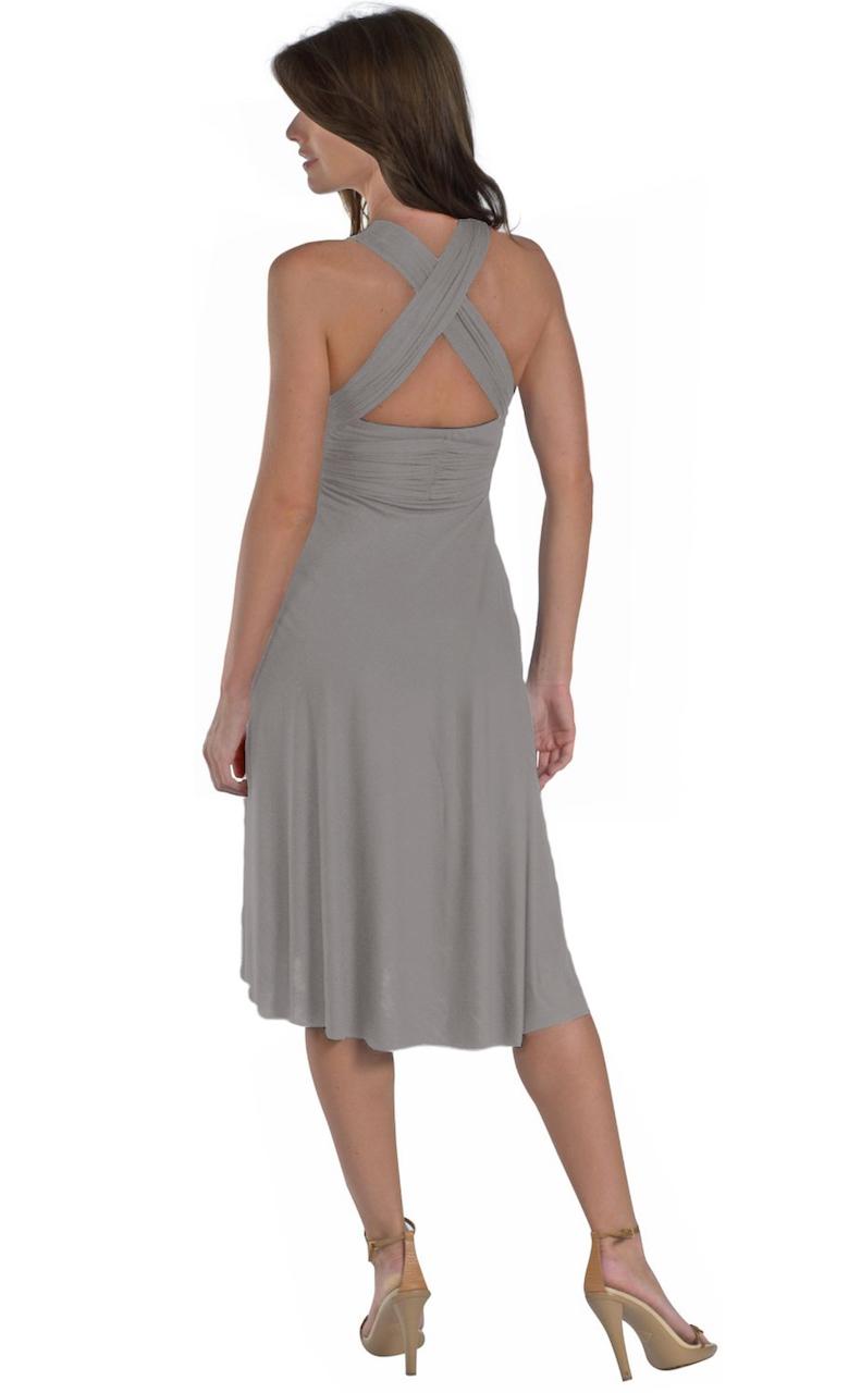 Vivian-039-s-Fashions-Dress-Skirt-Twist-Wrap-10-Ways-to-Wear thumbnail 29