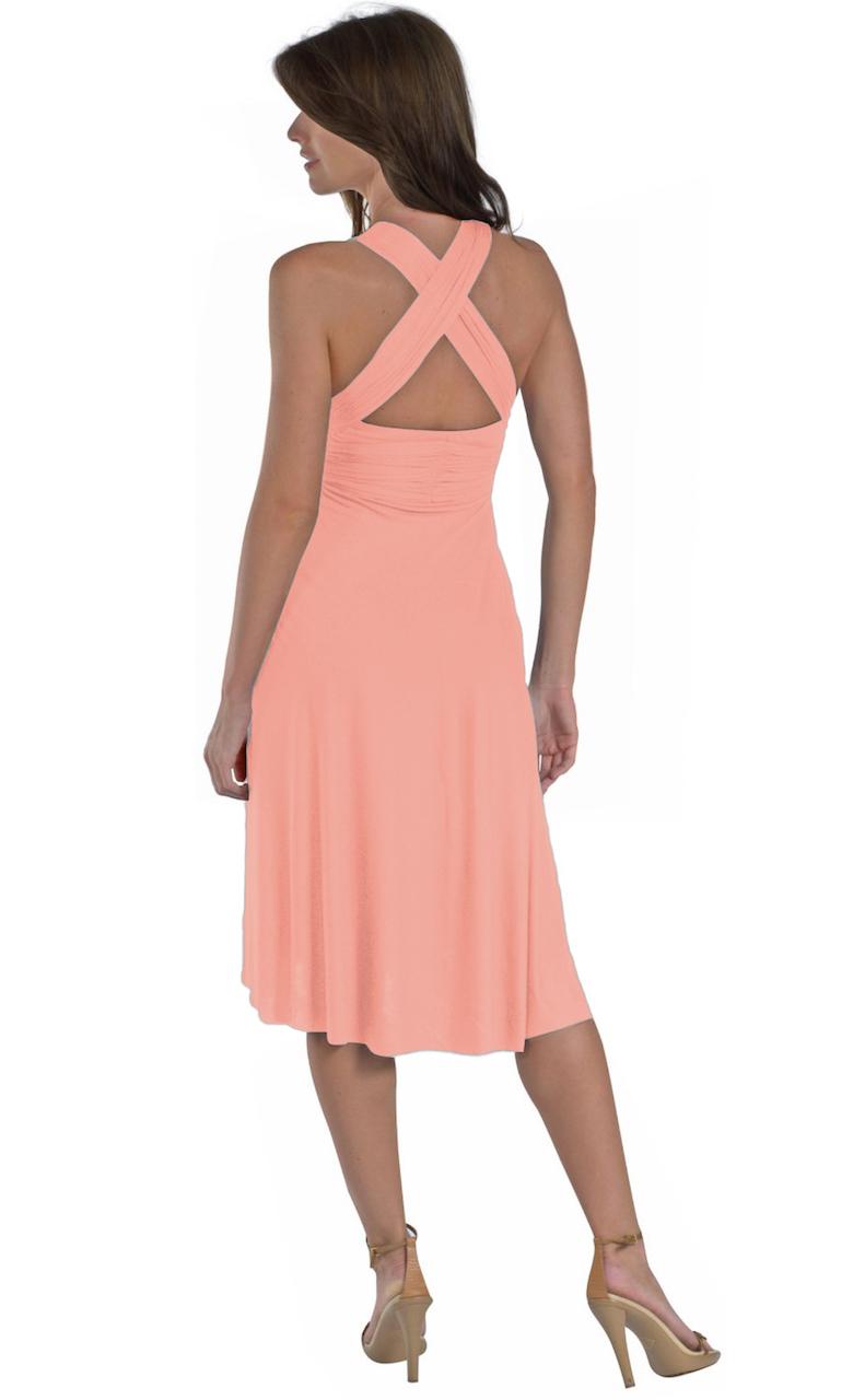 Vivian-039-s-Fashions-Dress-Skirt-Twist-Wrap-10-Ways-to-Wear thumbnail 35
