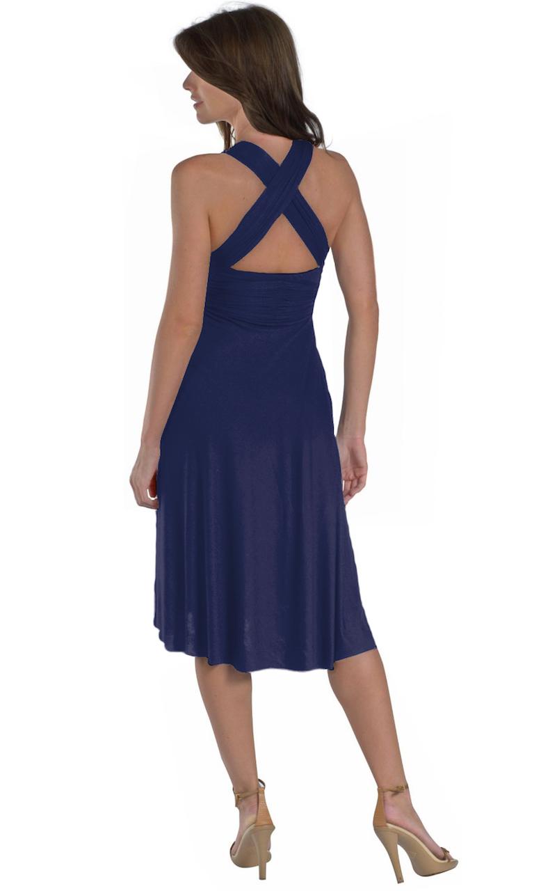 Vivian-039-s-Fashions-Dress-Skirt-Twist-Wrap-10-Ways-to-Wear thumbnail 44