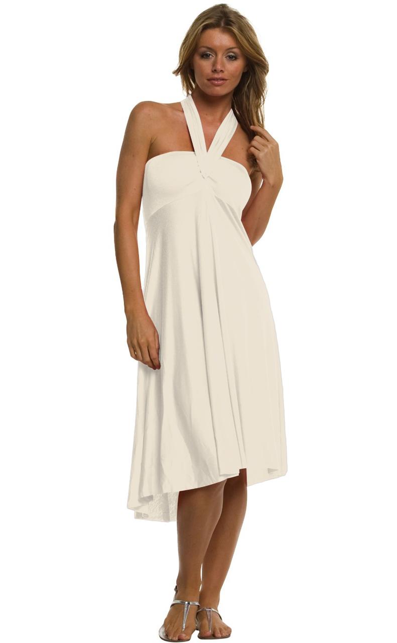 Vivian-039-s-Fashions-Dress-Skirt-Twist-Wrap-10-Ways-to-Wear thumbnail 46