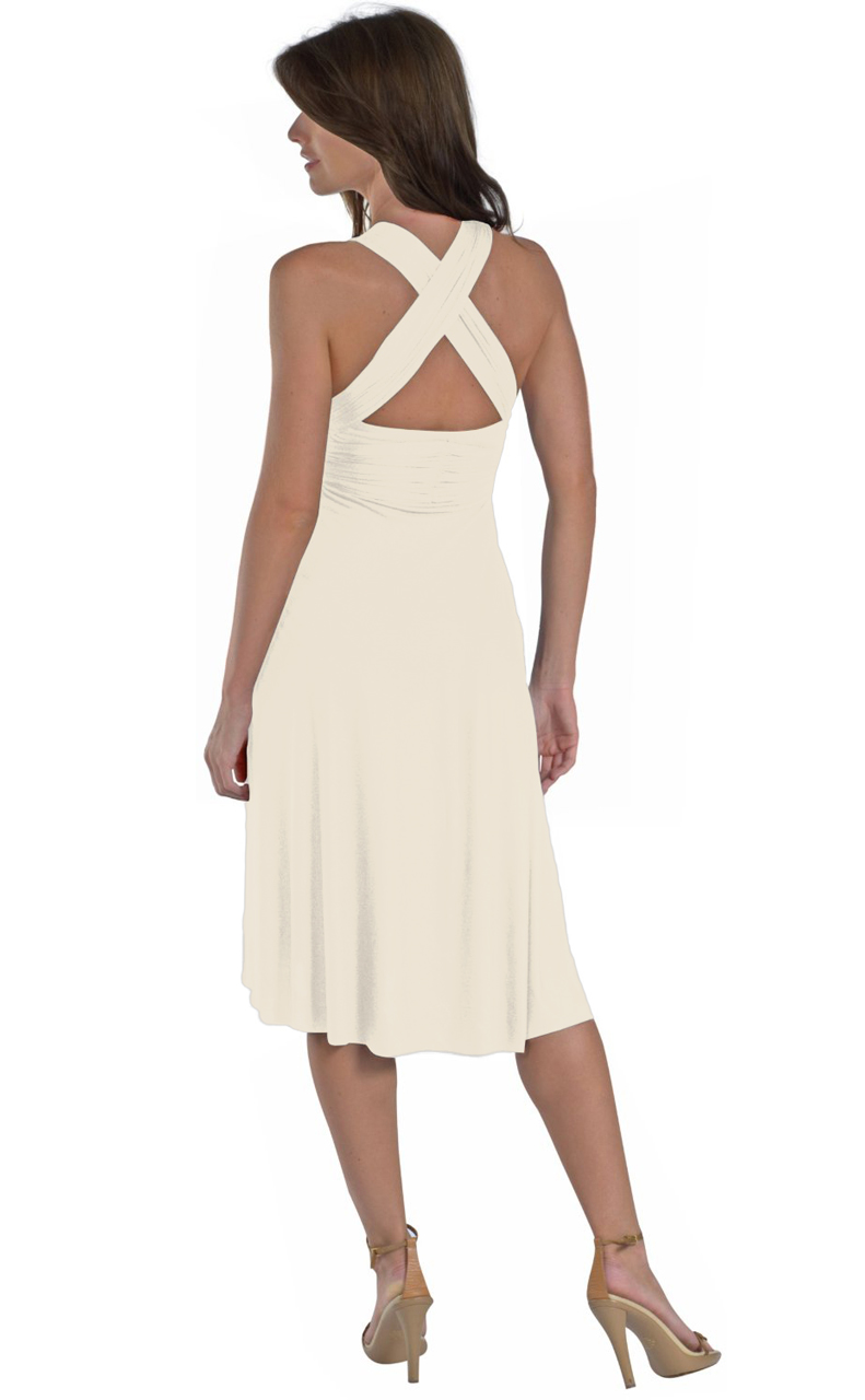 Vivian-039-s-Fashions-Dress-Skirt-Twist-Wrap-10-Ways-to-Wear thumbnail 47