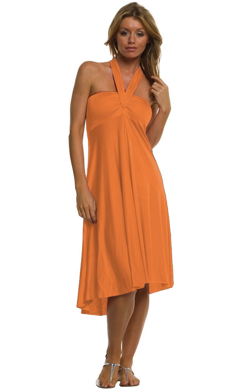 Vivian-039-s-Fashions-Dress-Skirt-Twist-Wrap-10-Ways-to-Wear thumbnail 49