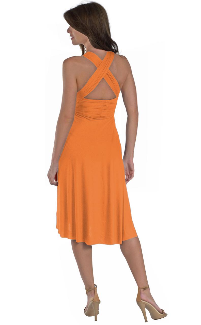 Vivian-039-s-Fashions-Dress-Skirt-Twist-Wrap-10-Ways-to-Wear thumbnail 50