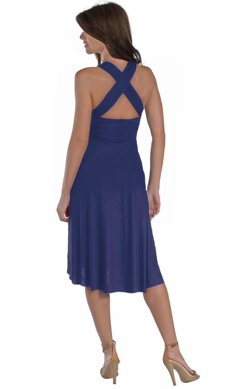 Vivian-039-s-Fashions-Dress-Skirt-Twist-Wrap-10-Ways-to-Wear thumbnail 59