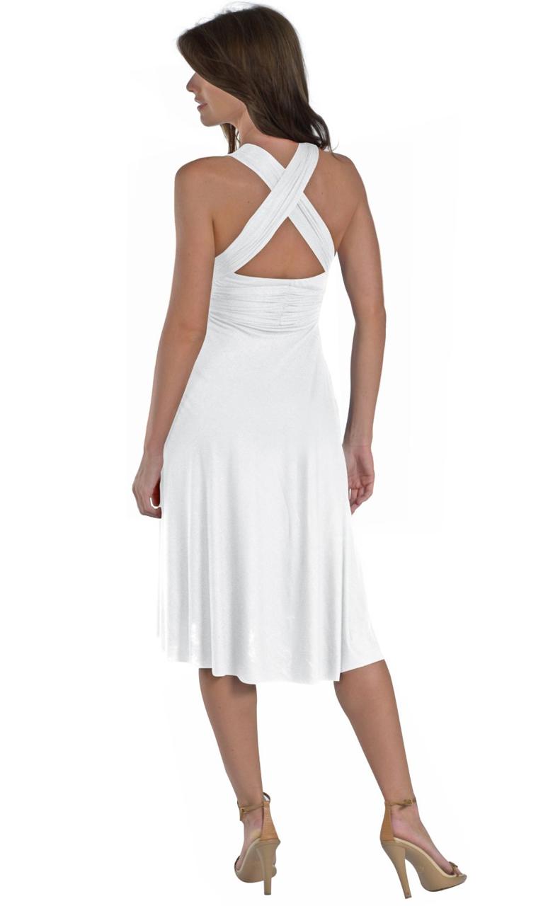Vivian-039-s-Fashions-Dress-Skirt-Twist-Wrap-10-Ways-to-Wear thumbnail 68