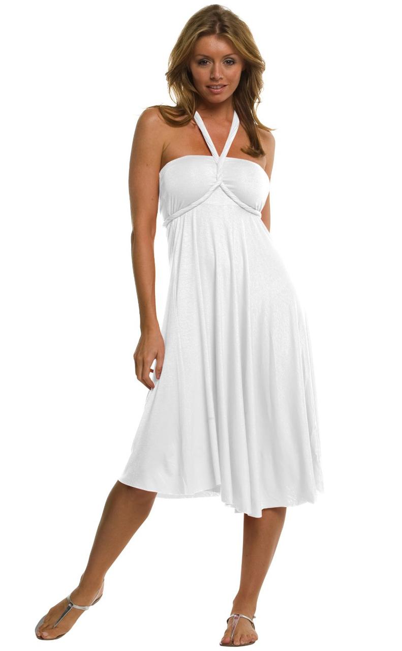 Vivian-039-s-Fashions-Dress-Skirt-Twist-Wrap-10-Ways-to-Wear thumbnail 71
