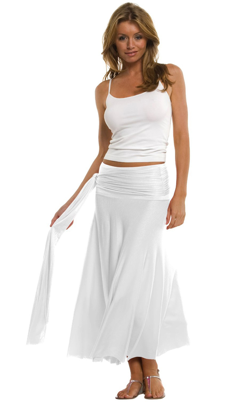 Vivian-039-s-Fashions-Dress-Skirt-Twist-Wrap-10-Ways-to-Wear thumbnail 73