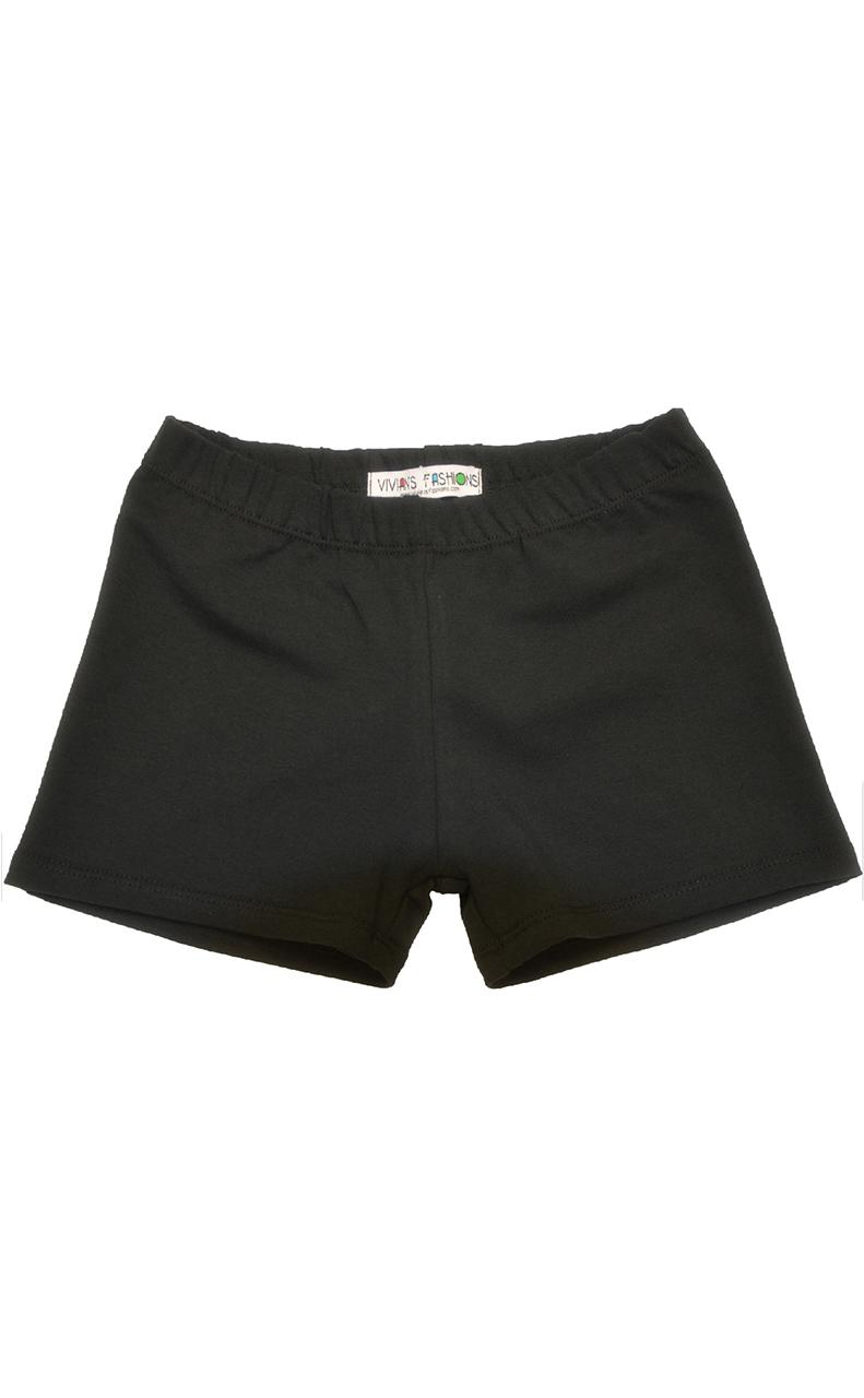 Vivian-039-s-Fashions-Legging-Shorts-Girls-Cotton thumbnail 3