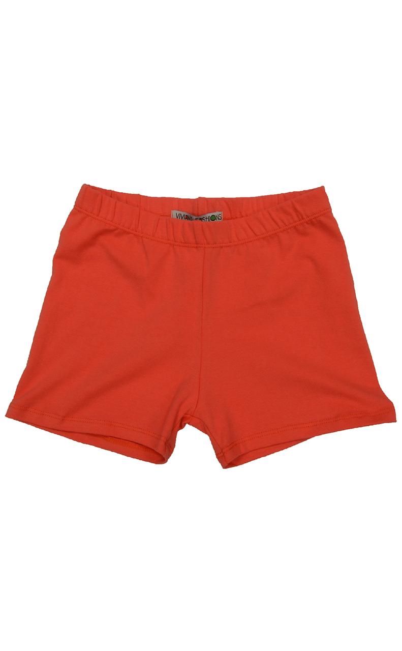 Vivian-039-s-Fashions-Legging-Shorts-Girls-Cotton thumbnail 6