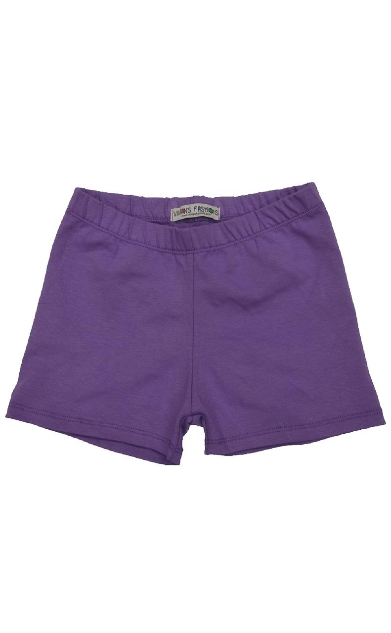 Vivian-039-s-Fashions-Legging-Shorts-Girls-Cotton thumbnail 7