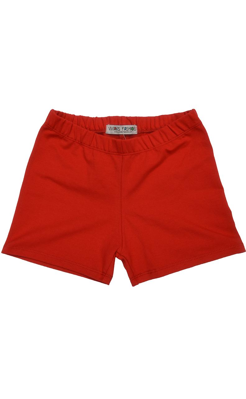 Vivian-039-s-Fashions-Legging-Shorts-Girls-Cotton thumbnail 8