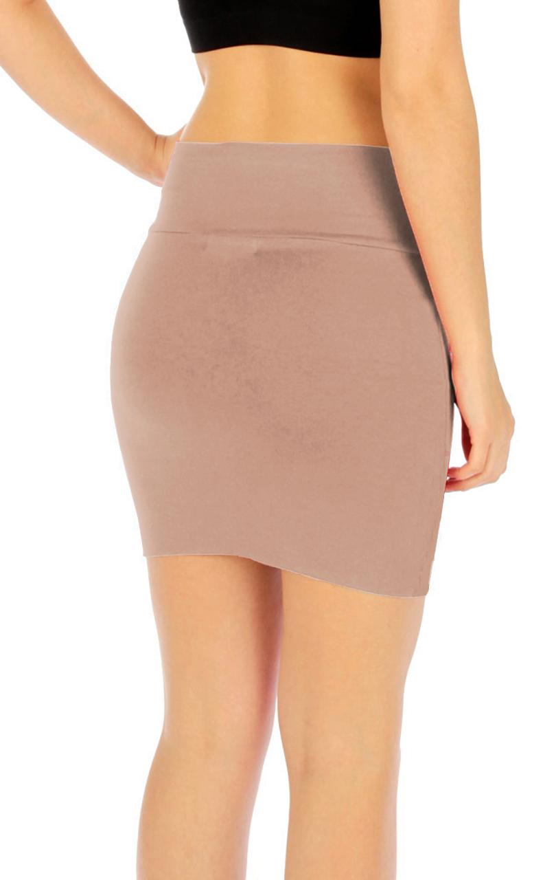 Vivian-039-s-Fashions-Skirt-Cotton-Mini-Skirt-Junior-and-Junior-Plus-Sizes thumbnail 11