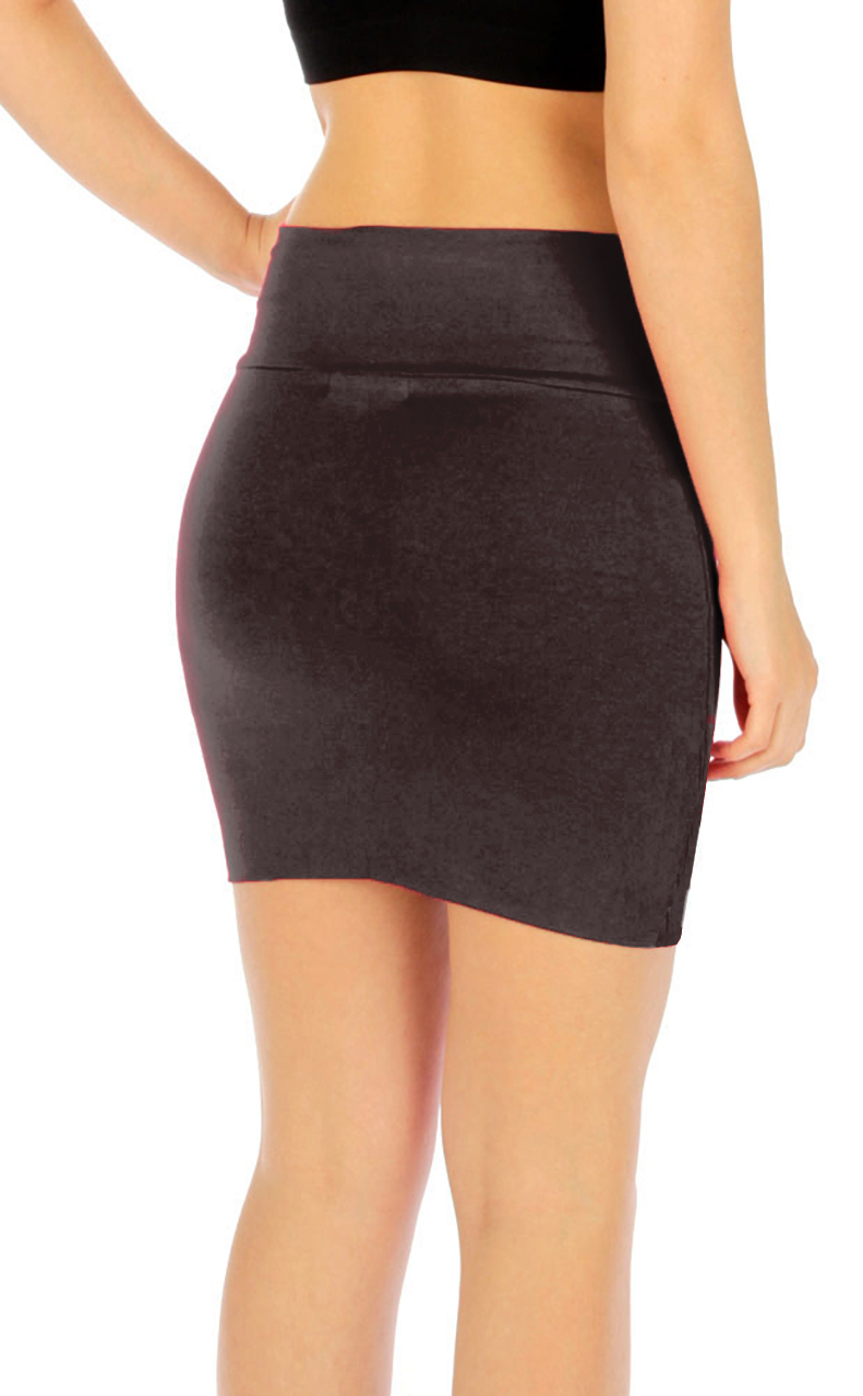Vivian-039-s-Fashions-Skirt-Cotton-Mini-Skirt-Junior-and-Junior-Plus-Sizes thumbnail 17