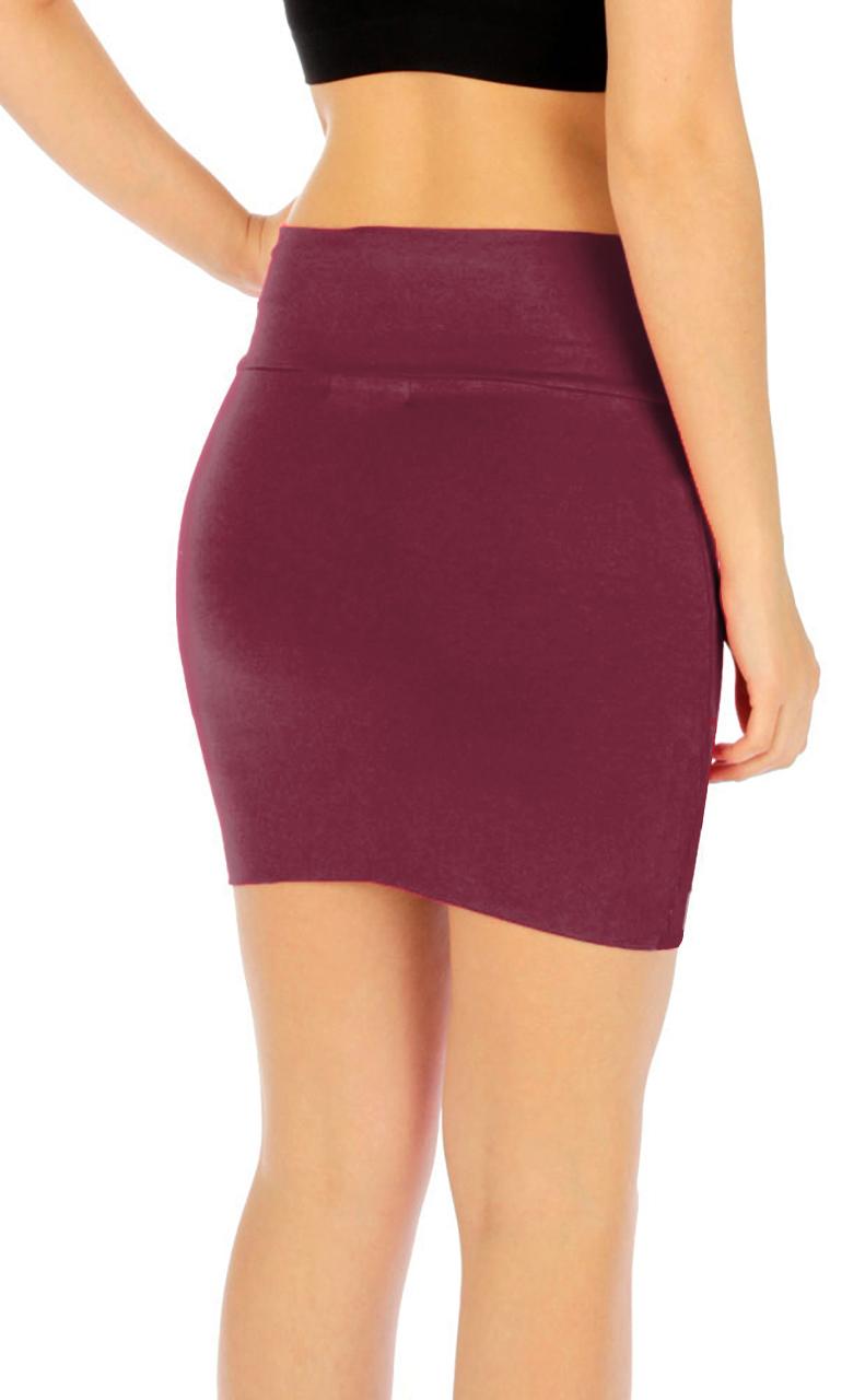 Vivian-039-s-Fashions-Skirt-Cotton-Mini-Skirt-Junior-and-Junior-Plus-Sizes thumbnail 20