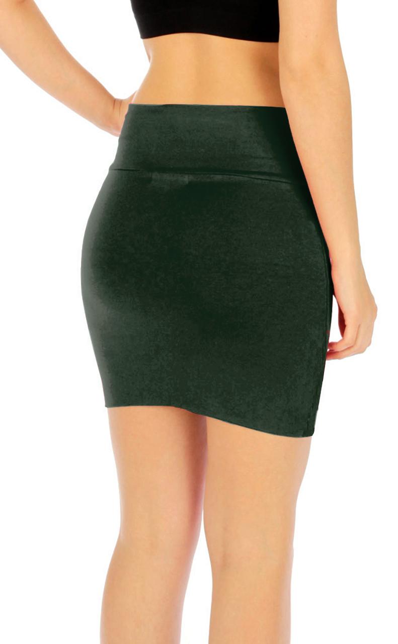 Vivian-039-s-Fashions-Skirt-Cotton-Mini-Skirt-Junior-and-Junior-Plus-Sizes thumbnail 32