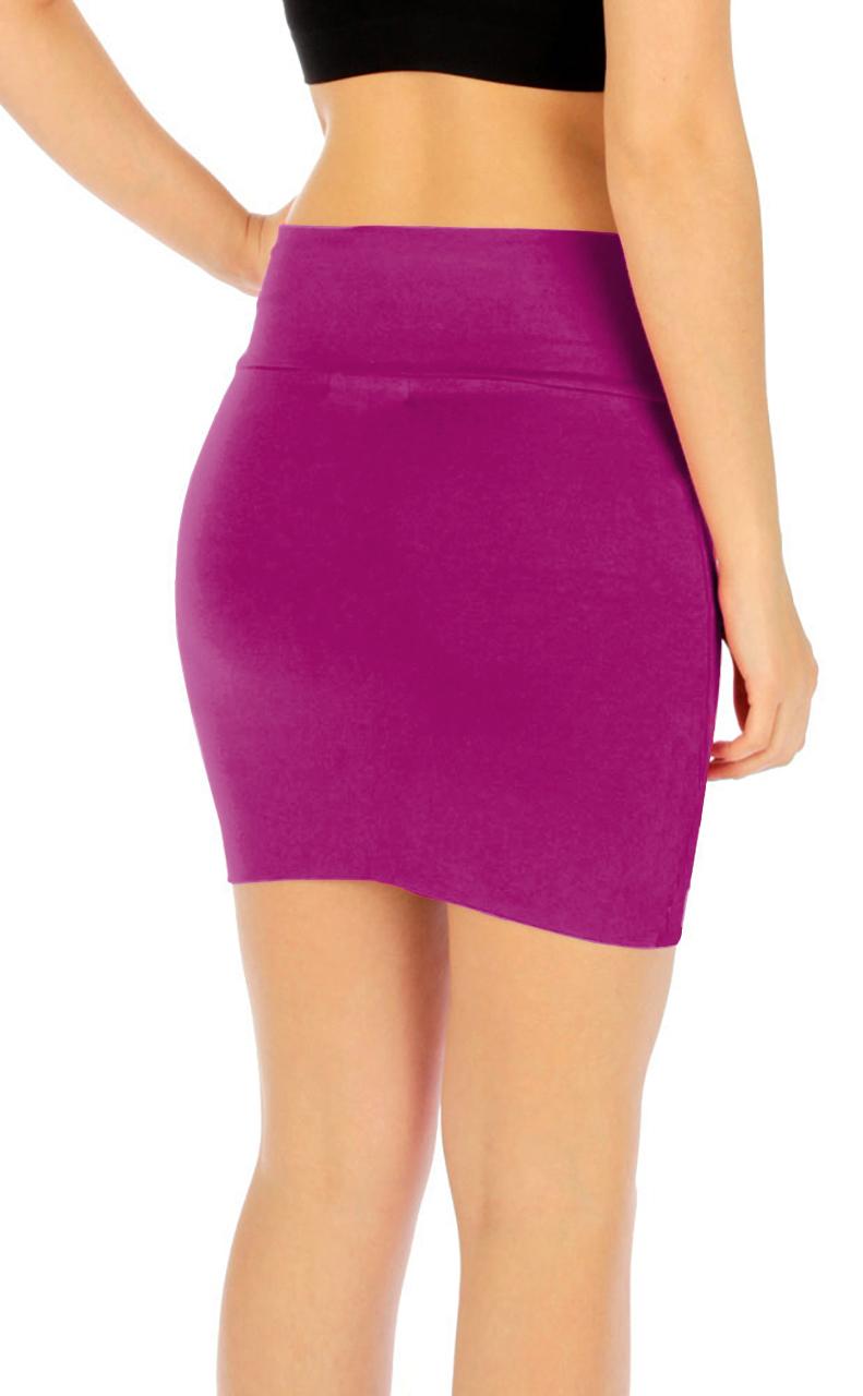 Vivian-039-s-Fashions-Skirt-Cotton-Mini-Skirt-Junior-and-Junior-Plus-Sizes thumbnail 47