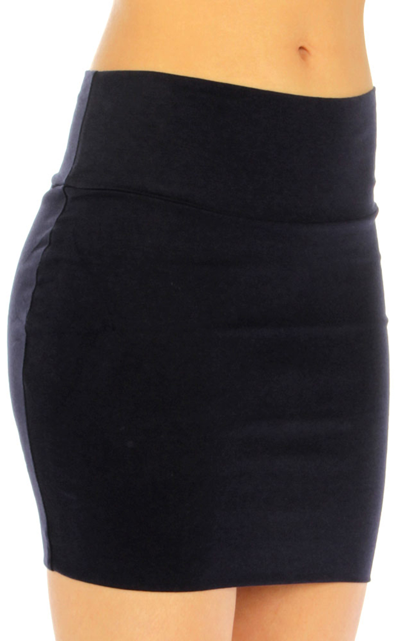 Vivian-039-s-Fashions-Skirt-Cotton-Mini-Skirt-Junior-and-Junior-Plus-Sizes thumbnail 49