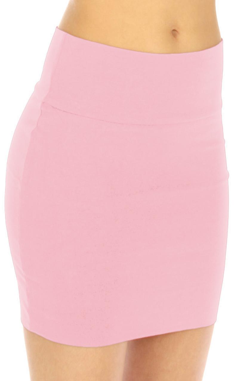 Vivian-039-s-Fashions-Skirt-Cotton-Mini-Skirt-Junior-and-Junior-Plus-Sizes thumbnail 55
