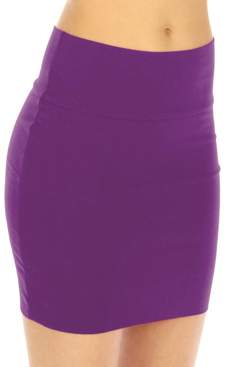 Vivian-039-s-Fashions-Skirt-Cotton-Mini-Skirt-Junior-and-Junior-Plus-Sizes thumbnail 58